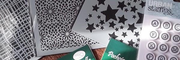 Sabloane si stampile - by Cristina Parus @ creativemag.ro